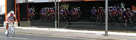 zrcalni kolesarji