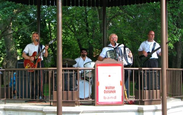 Walter Ostanek Band v Marineland parku